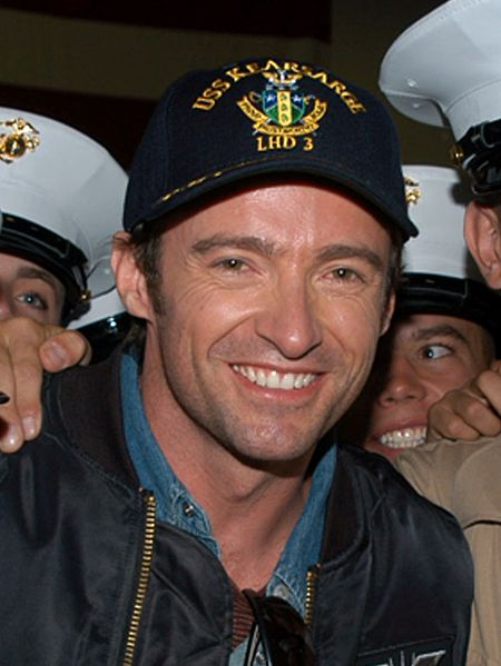 Global Poverty Project has support from Australian actor Hugh Jackman