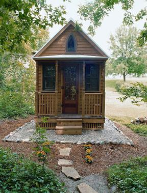 tiny house for sustainable living